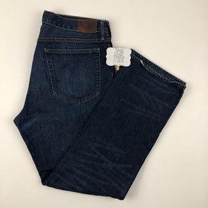 Men's J. Crew Straight Jeans